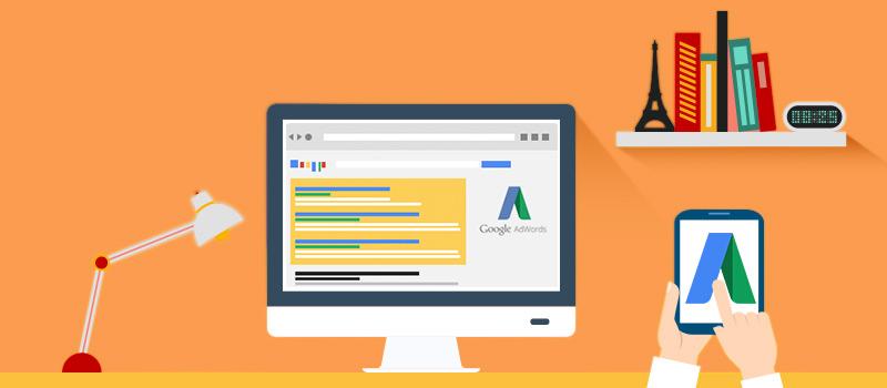 Google Adwords - Anúncio de Texto